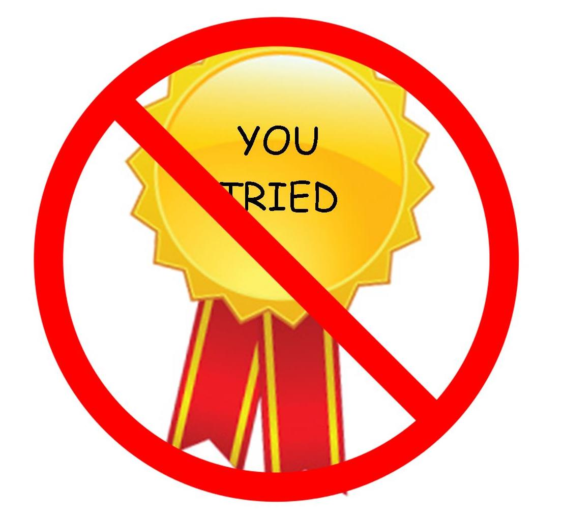 No Participation Award For You – anotheronewiththecancer
