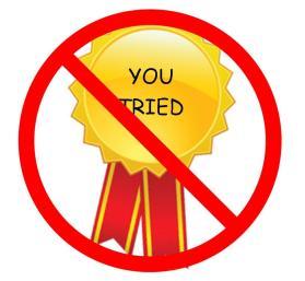 no-award